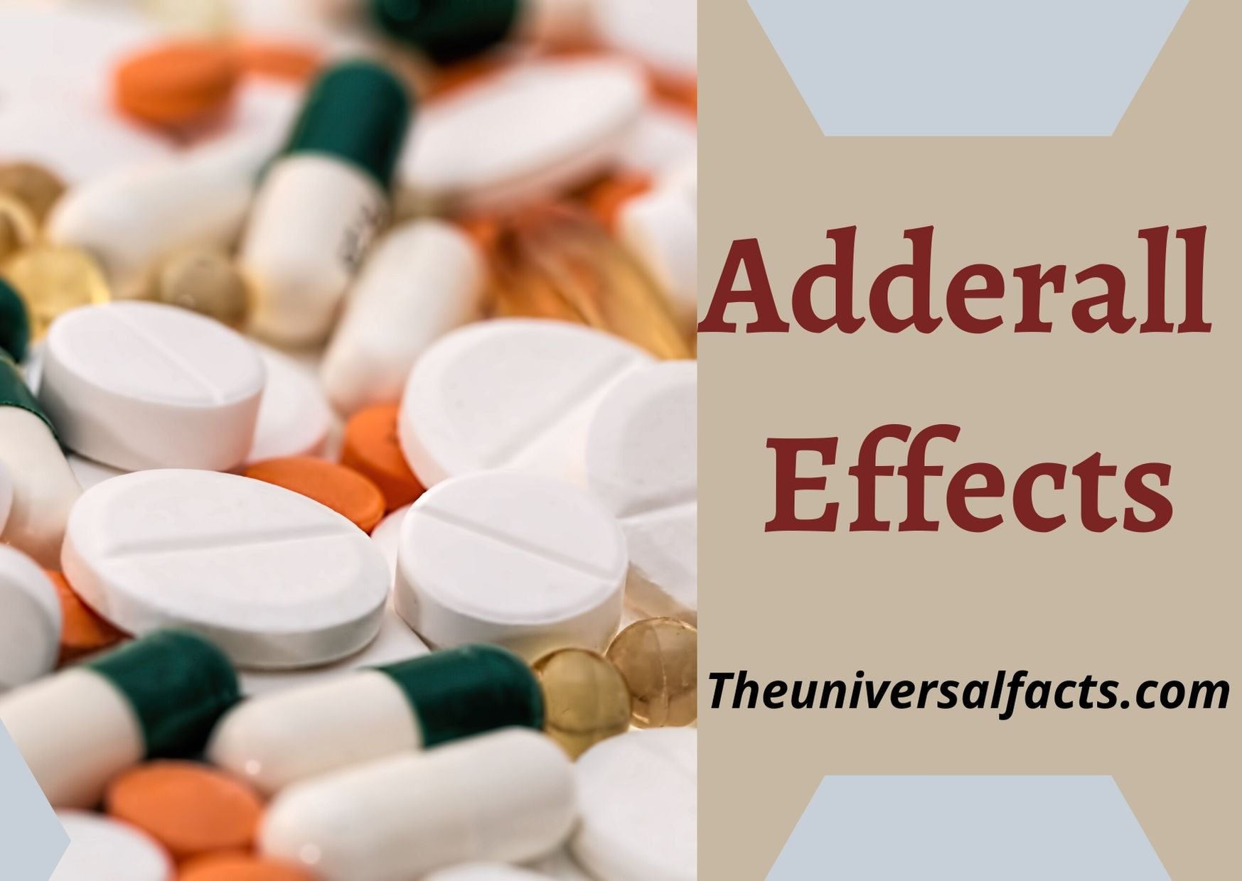 Adderall Effects