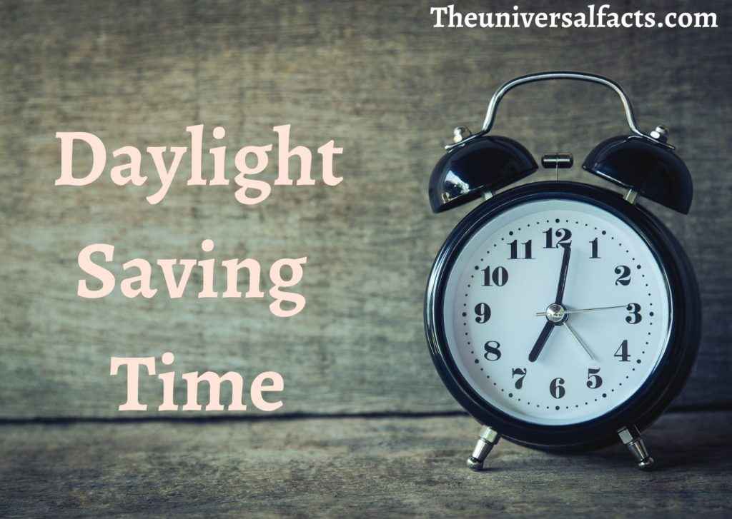 Daylight Saving 2020, Daylight Saving in US, Daylight Saving Time