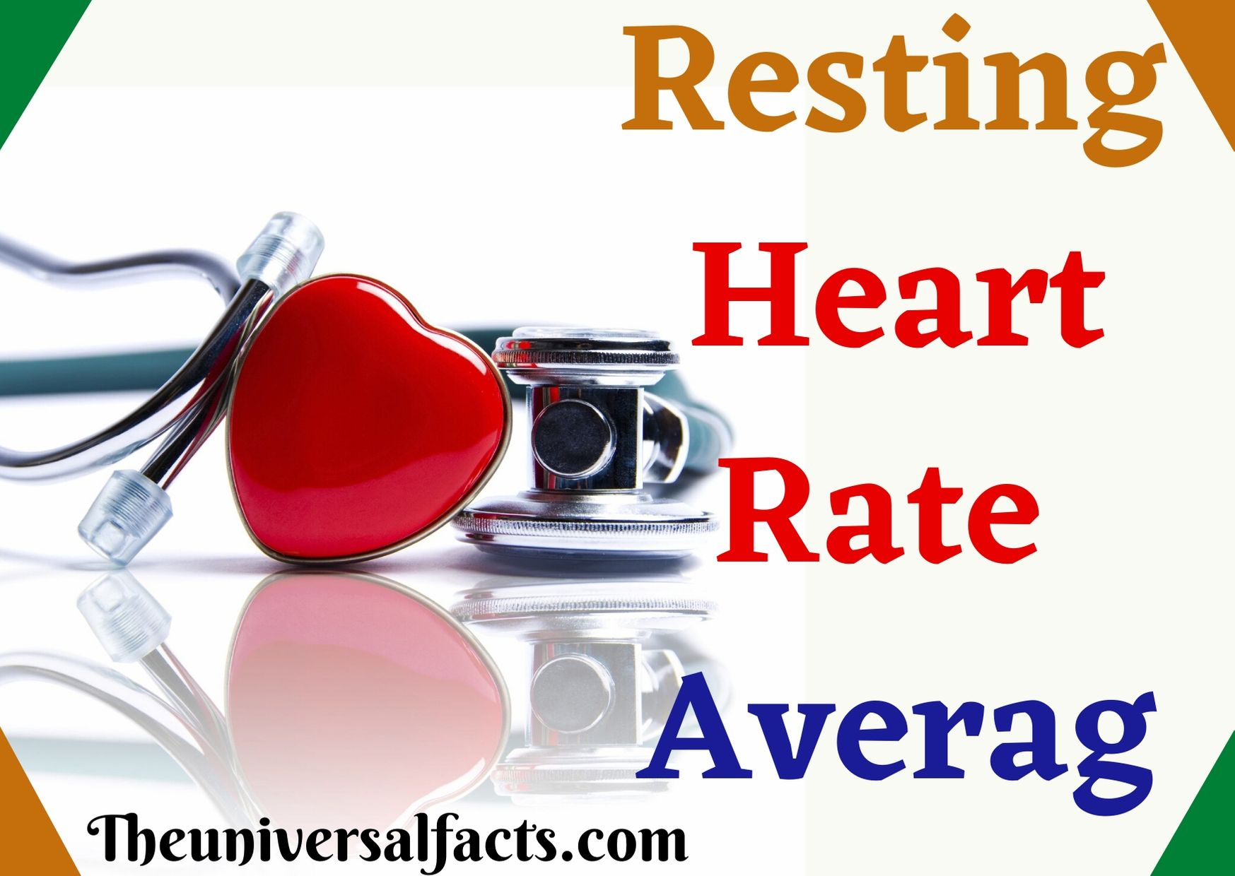 Resting Heart Rate Average
