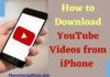 How to Download YouTube Videos from iPhone
