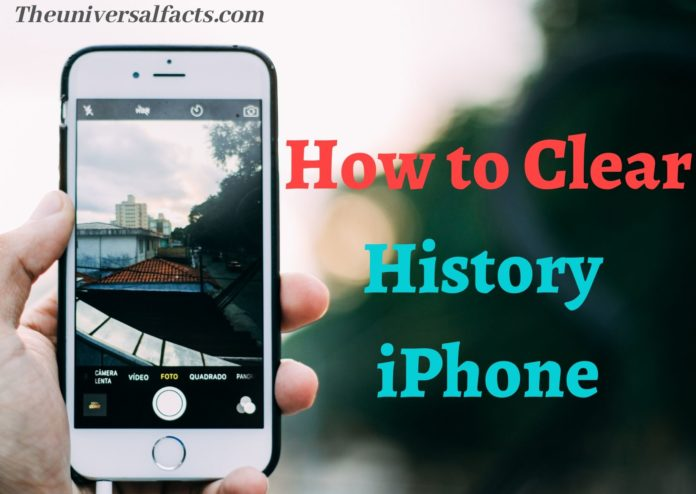 How to Clear History iPhone