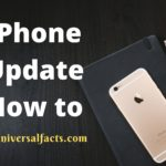 iPhone Update How to