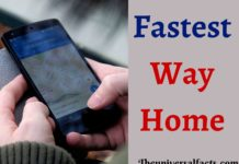 Fastest Way Home
