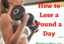 How to Lose a Pound a Day