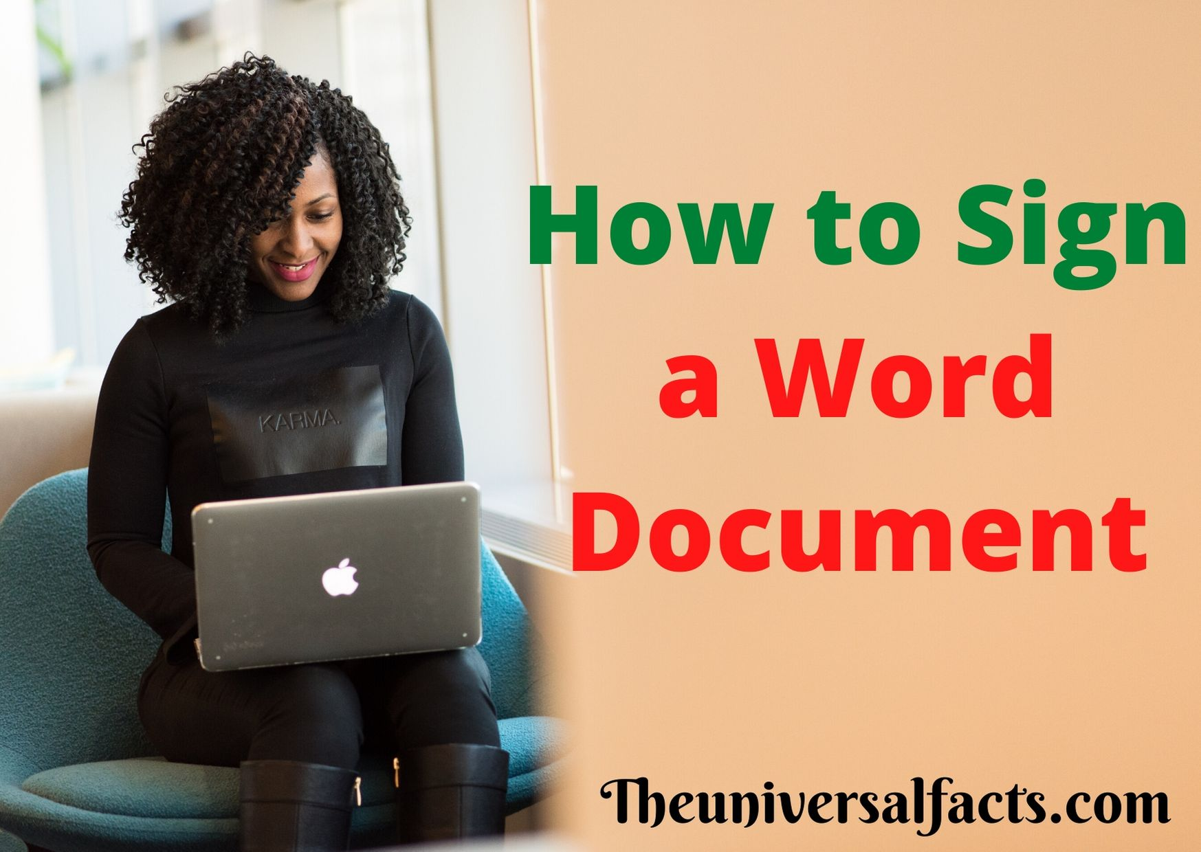 How to Sign a Word Document