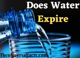 Does Water Expire